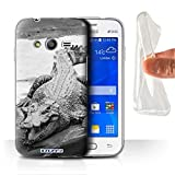 Hülle Für Samsung Galaxy Ace 4 Neo/G318 Zoo-Tiere
