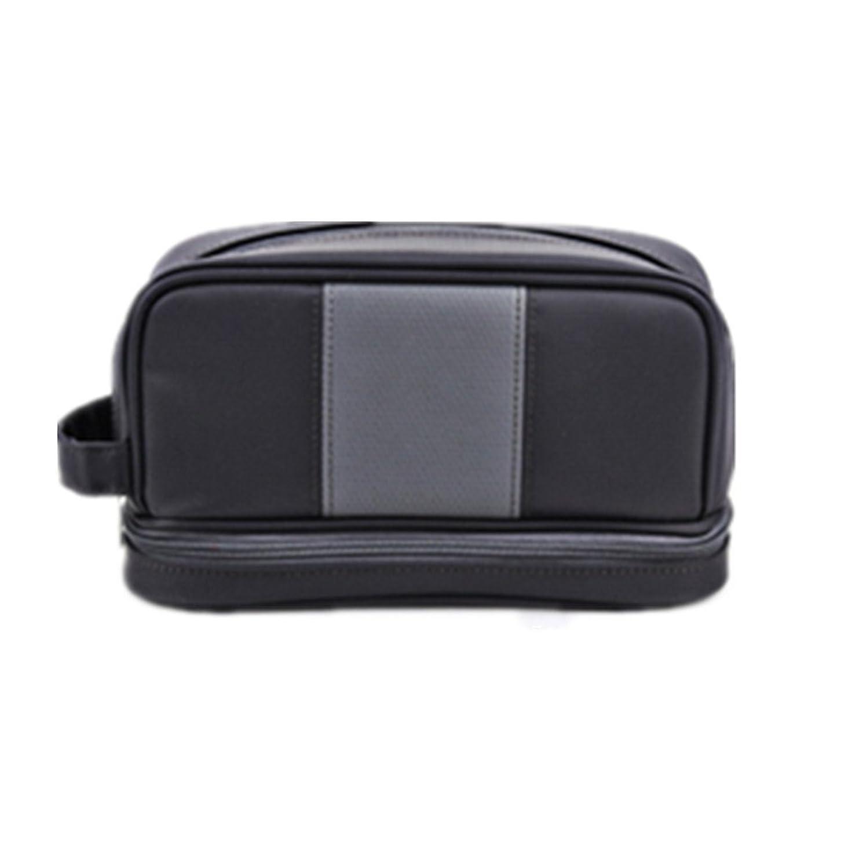 おとこドライブプライバシー特大スペース収納ビューティーボックス 旅行付属品のための携帯用小さい化粧箱シャンプーボディ洗浄個人的な項目ロックおよびスライドの皿が付いている貯蔵 化粧品化粧台