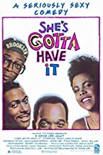 She's Gotta Have It POSTER Movie (27 x 40 Inches - 69cm x 102cm) (1986)