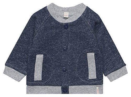 ESPRIT KIDS Unisex Baby RL1707002 Strickjacke, Blau (Indigo 460), 68