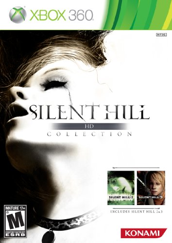 SILENT HILL HD COLLECTION - XBOX 360