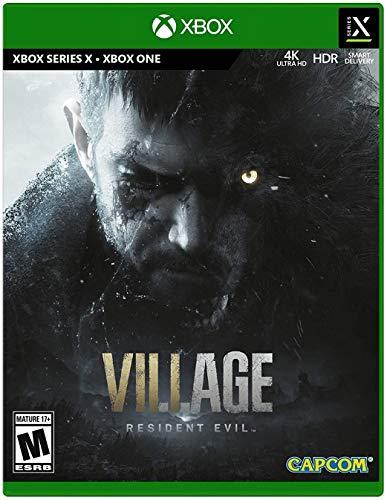 Resident Evil Village - Xbox Series X Standard Edition