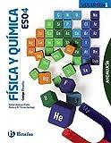 Código Bruño Física y Química 4 ESO Andalucía - 3 volúmenes - 9788469612927