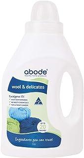 Abode Eucalyptus Oil Wool and Delicates Wash 1 Litre,, Eucalyptus Oil 1 liters