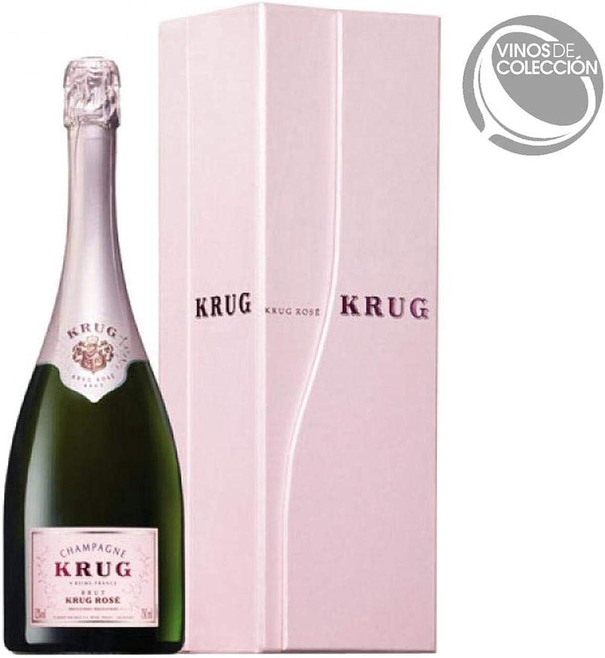 Champagne brut rosé krug 1023714