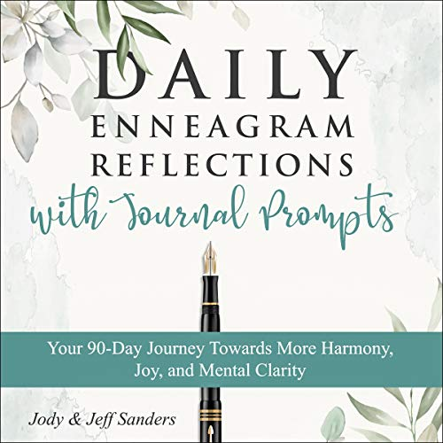 Daily Enneagram Reflections with Journal Prompts cover art