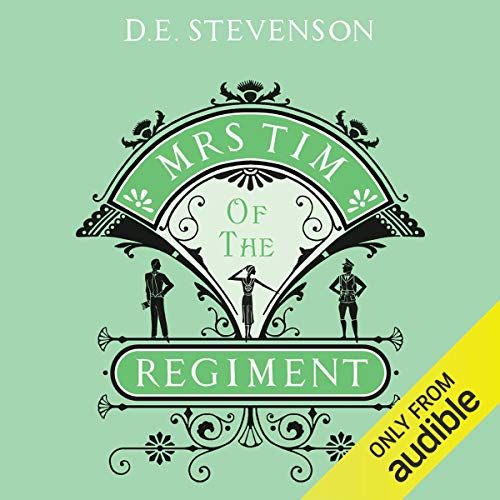 Page de couverture de Mrs. Tim of the Regiment
