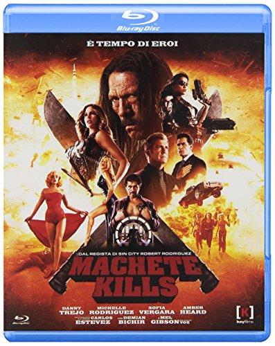 Machete + Machete kills [Blu-ray] [IT Import]