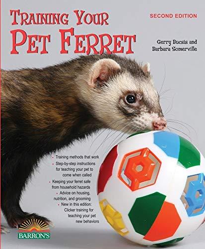 Training Your Pet Ferret (Training Your Pet Series)