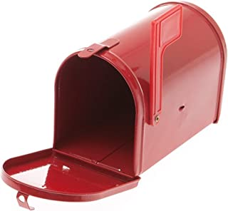 Fun Express Little Red Tinplate Mailbox
