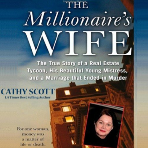 The Millionaire's Wife audiobook cover art