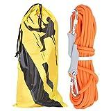 Pwshymi Cuerda de Escape de Seguridad para montañismo Equipo de Supervivencia de Seguridad de...