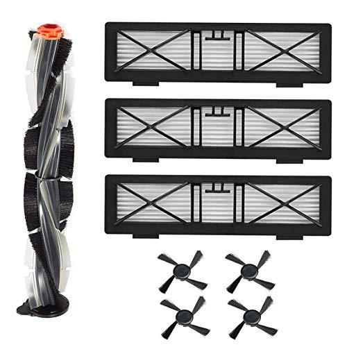 MAICOLA El reemplazo del Filtro Cepillo Kit Accesorios de Limpieza para Neato D7 D5 D3 D800 D7500 D8500