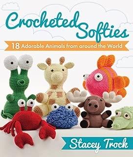 free crochet stuffed animals