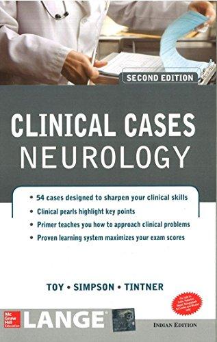 Lange Clinical Cases : Neurology