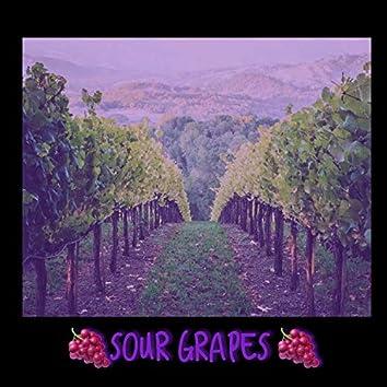 Sour Grapes (feat. Starz D & JKEY)