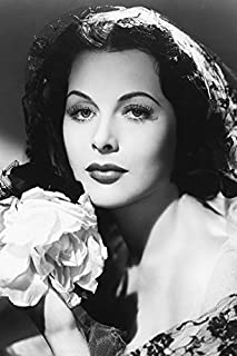 Hedy Lamarr 24x18 Poster