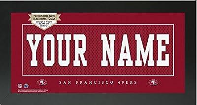 e91f0893e Amazon.com - Arkansas Razorbacks NCAA Custom Jersey Nameplate Framed ...