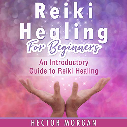 『Reiki Healing for Beginners: An Introductory Guide to Reiki Healing』のカバーアート