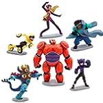 Disney Big Hero 6 Figure Play Set