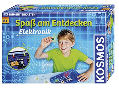 Kosmos 661021 - Spaß am Entdecken, Elektronik