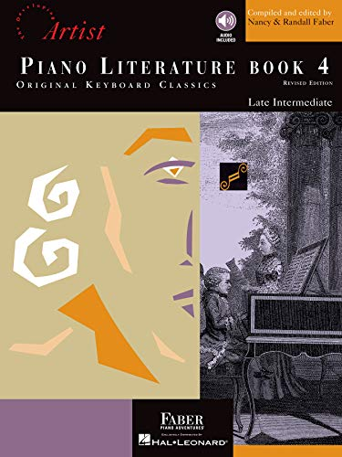 Piano Literature - Book Four: Developing Artist Original Keyboard Classics (The Developing Artist)