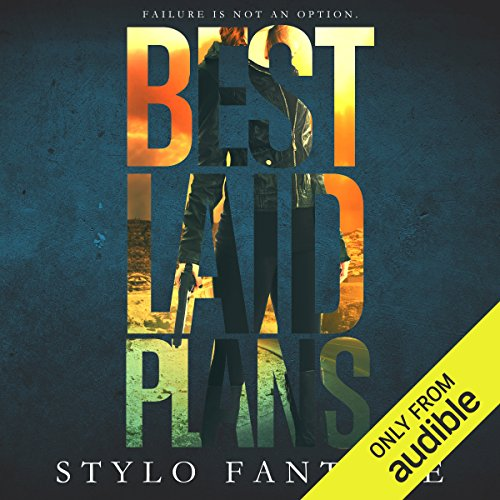 Best Laid Plans audiobook cover art