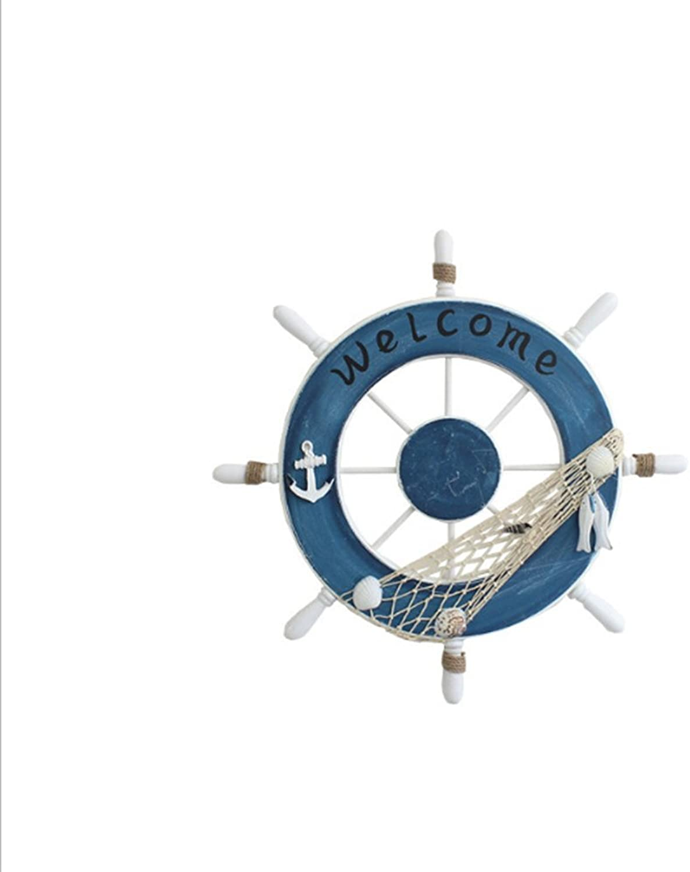 punto de venta GAOMY Estilo Mediterráneo Mediterráneo Mediterráneo Creativo Hogar 17 Pulgadas 4 Timonel Decoración Adornos Tapices  bajo precio