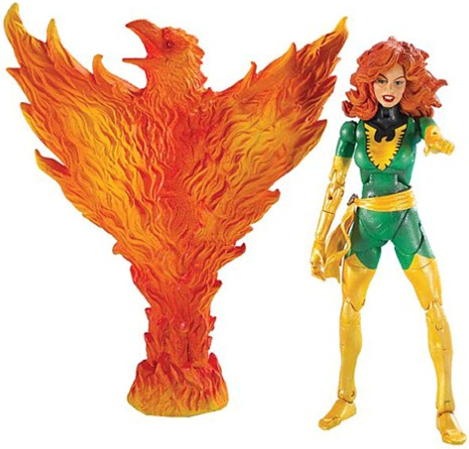 Marvel Legends Series 6 Action Figure Phoenix