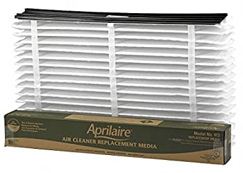 Aprilaire 413 Healthy Home Air Filter Whole-Home Air Purifiers MERV 13  Pack of 10