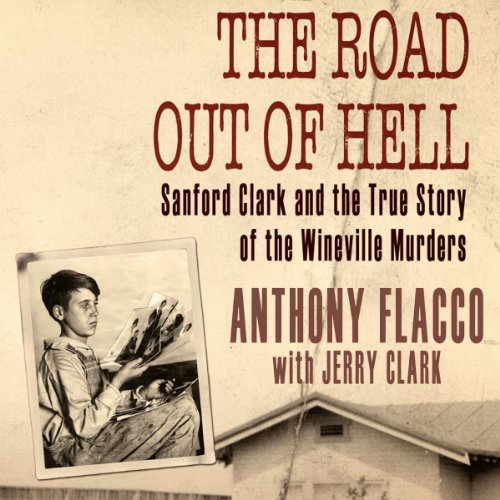 The Road Out of Hell audiobook cover art