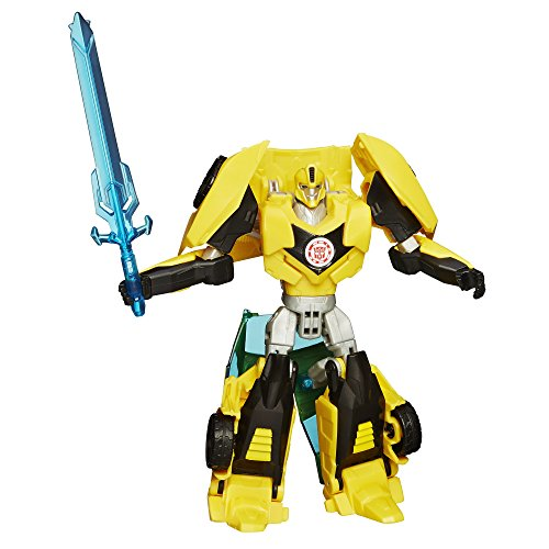 Transformers Robots In Disguise Warrior Class Bumblebee Figur