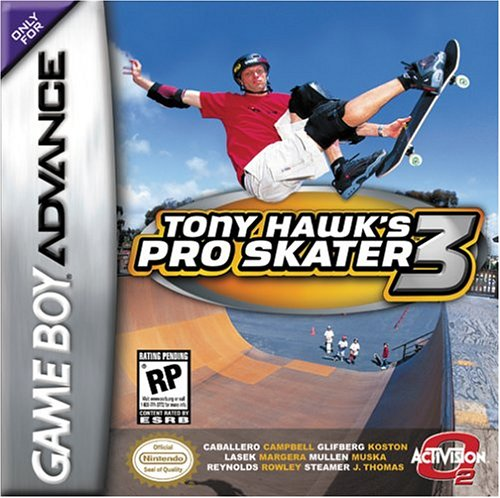 Tony Hawks Pro Skater 3 [ Game Boy Advance ] [Import anglais]