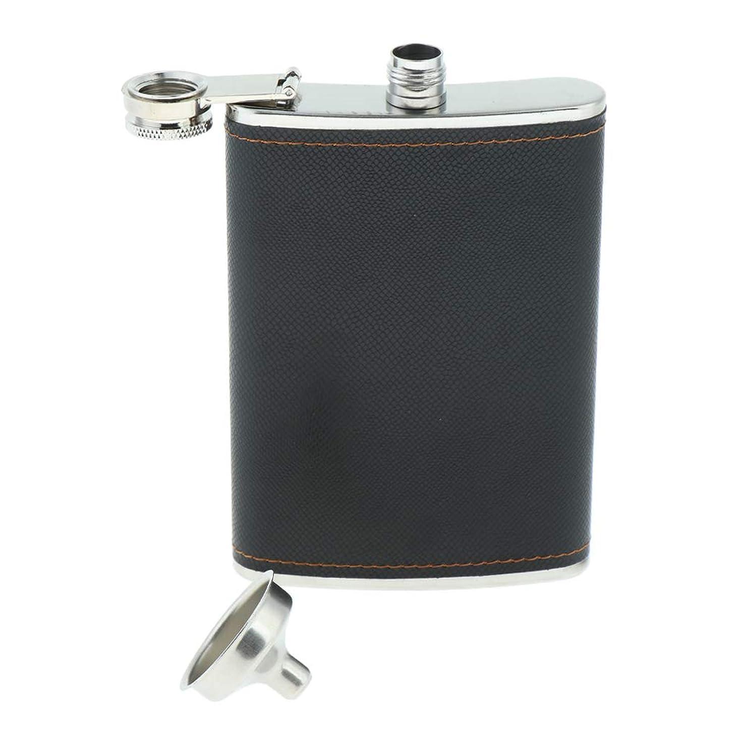 狂乱仕えるタッチPETSOLA 携帯 ボトル フラスコ スキットル ファンネル付 ステンレス鋼 清酒 ウイスキー ポータブル