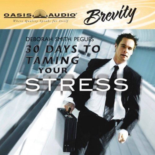 30 Days to Taming Your Stress audiobook cover art