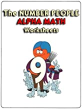 The Number People - Alpha Math Worksheets