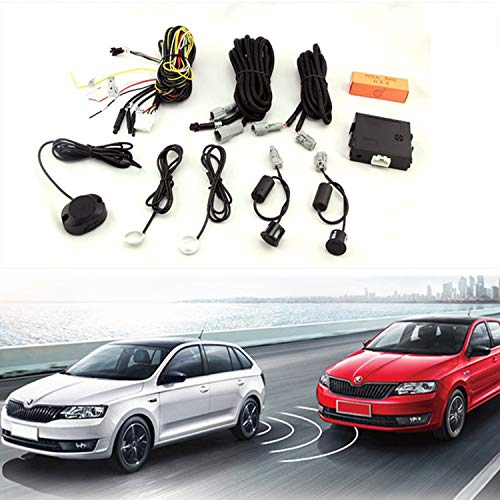 CarBest Ultrasonic Blind Spot Detection System BSD Change Lane Safer BSA BSM Blind Spot Monitoring Assistant Car Driving Security