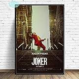 shuimanjinshan Joker Poster Joaquin Phoenix Film 2019 DC