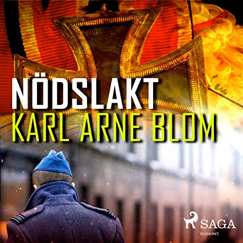 Nödslakt audiobook cover art
