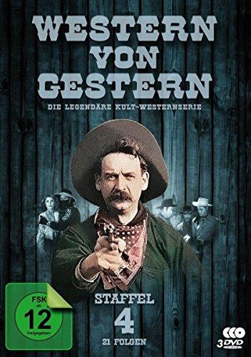Western von Gestern - Box 4 (21 Folgen) (Fernsehjuwelen) [3 DVDs]
