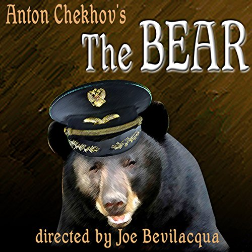 The Bear audiobook cover art