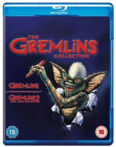 Gremlins 1 & 2 [Edizione: Regno Unito] [Italia] [Blu-ray]