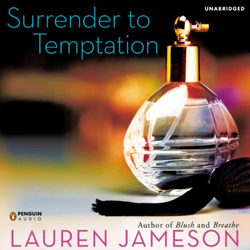 Surrender to Temptation audiobook cover art