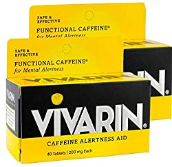 Vivarin Functional Caffeine best No Doz alternatives