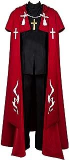LVCOS Fate Apocrypha Amakusa Shirou Tokisada Halloween Cosplay Costume Halloween