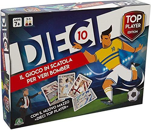 Giochi Preziosi - Dieci Top Player Deluxe Pack, DEC32000