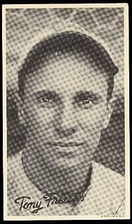 1936 Goudey R314 wide pen type 1 (Baseball) Card# 36 tony freitas/portrait of the Cincinnati Reds Ex Condition