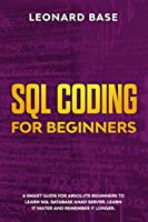 SQL Coding For Beginners Front Cover