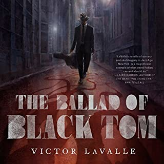 The Ballad of Black Tom audiobook cover art