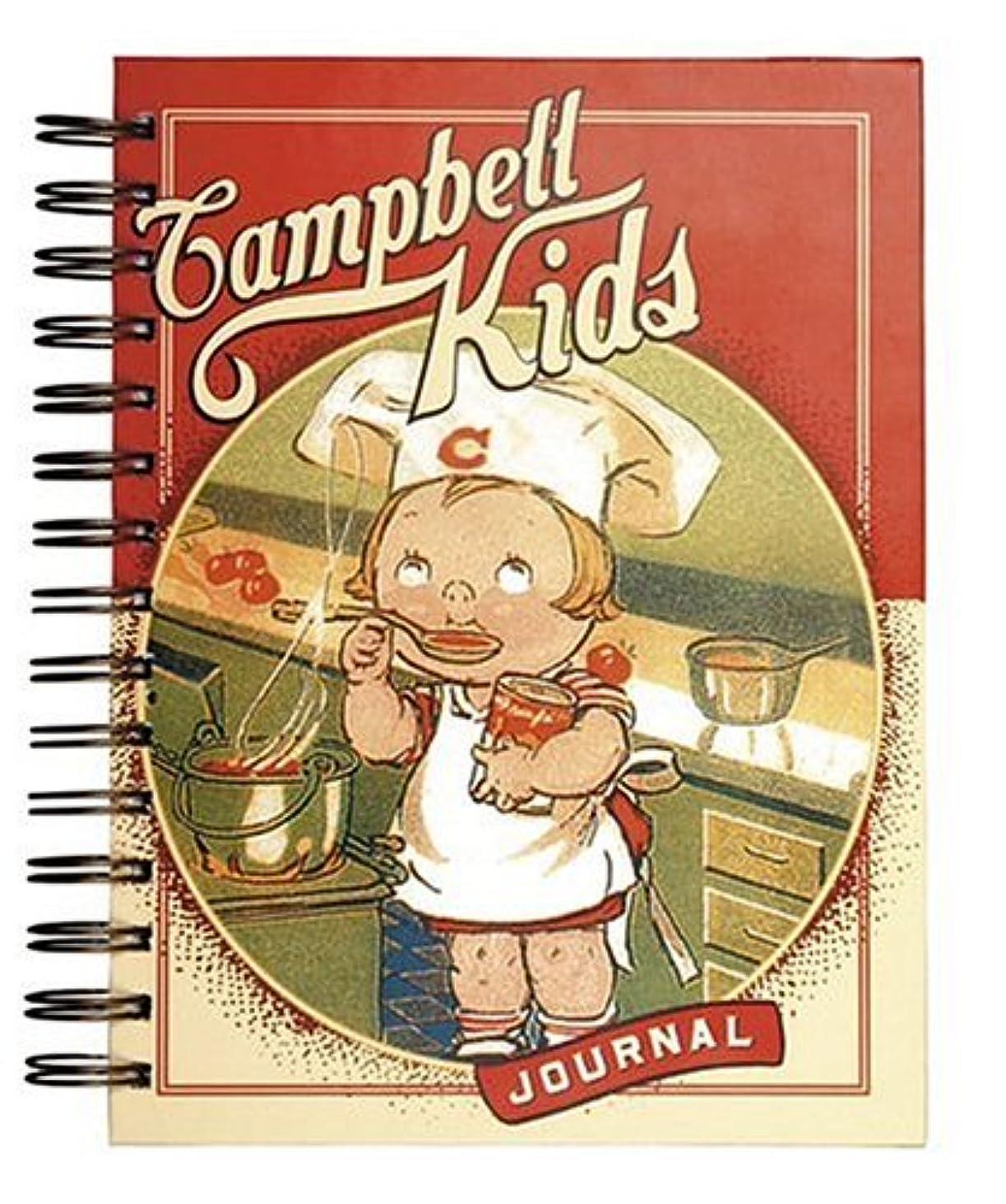 政権セットアップ怪物Campbell Kids Journal